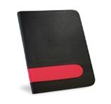 A4 folder. Цвет красный/черный