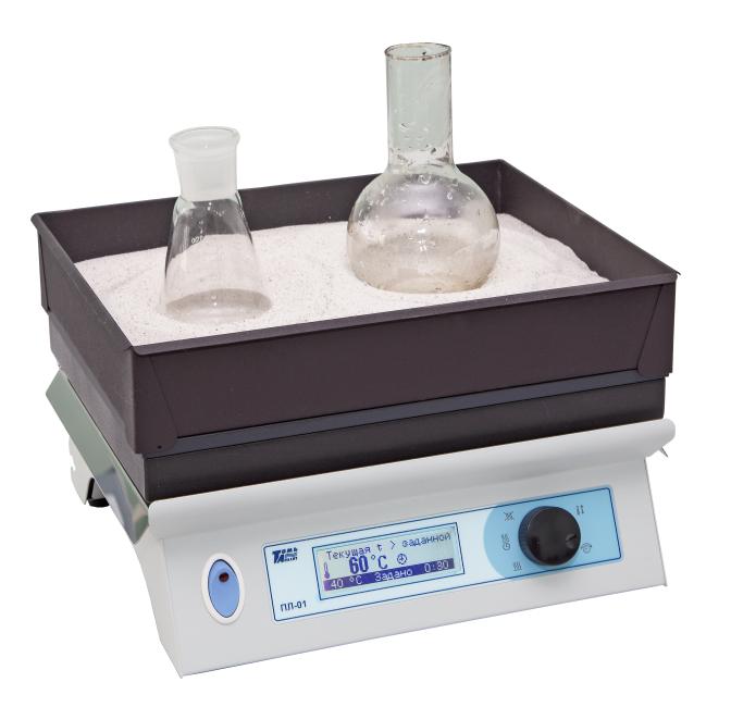 Лабораторная нагревательная плита ПЛ-01