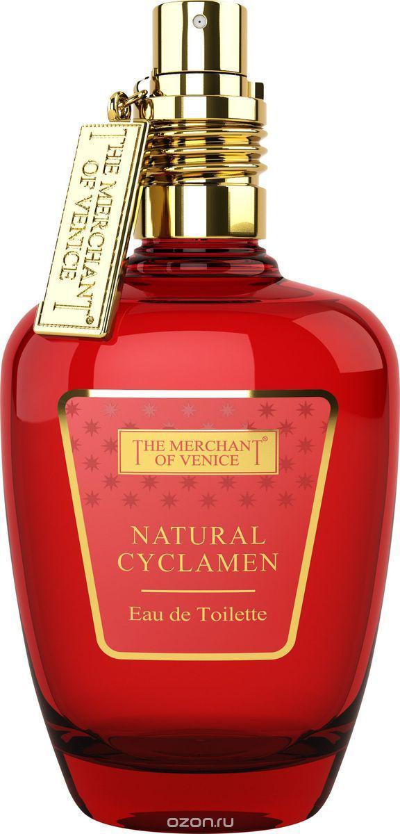 The Merchant of Venice Natural Cyclamen 50ml ORIGINAL