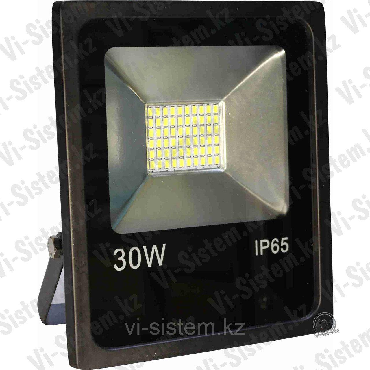 LED-Прожектор 30W Черный