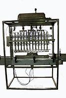 Автоматический линейный розлив серии РЗ (с дозацией сиропа), до 3000 б/час