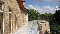 Гидроизоляция террас и балконов (от немецкого производителя BASF)