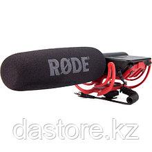 Rode VideoMic with Rycote lyre микрофон фотоаппарата