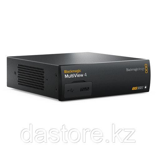 Blackmagic Design MultiView 4 мультиэкранный процессор