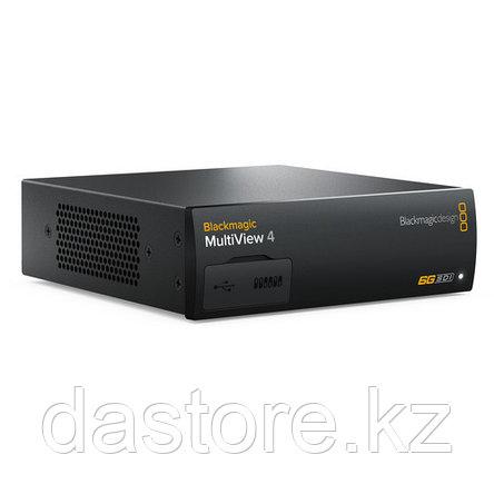 Blackmagic Design MultiView 4 мультиэкранный процессор, фото 2