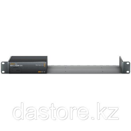 Blackmagic Design Teranex Mini Rack Shelf полка рековая, фото 2