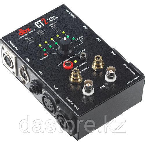 DBX CT-2 Cable Tester SDI XLR тестер