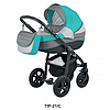 Детская коляска Adamex Neonex 3в1 (TIP-21С)