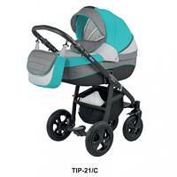 Детская коляска Adamex Neonex 3в1 (TIP-21С), фото 1