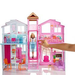 Барби Barbie Городской дом Малибу DLY32 Mattel