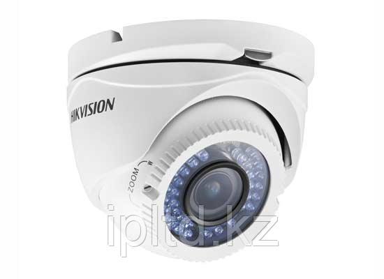 2 мегапиксельная внутренняя HD-TVI видеокамера Hikvision  DS-2CE56D1T-VFIR3