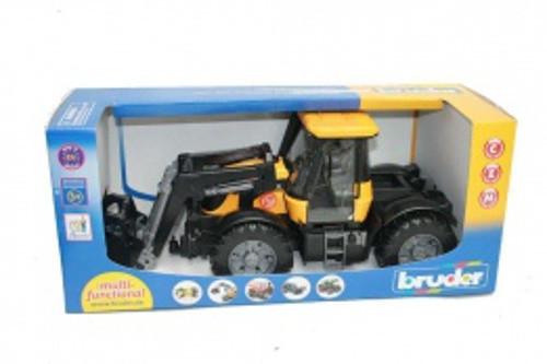 Брудер трактор Bruder Трактор JCB FASTRAC 3220 (с ковшом )  03-031