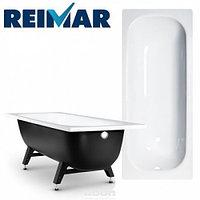 Ванна стальная с полимерным покрытием Reimar 160*70*40  мм
