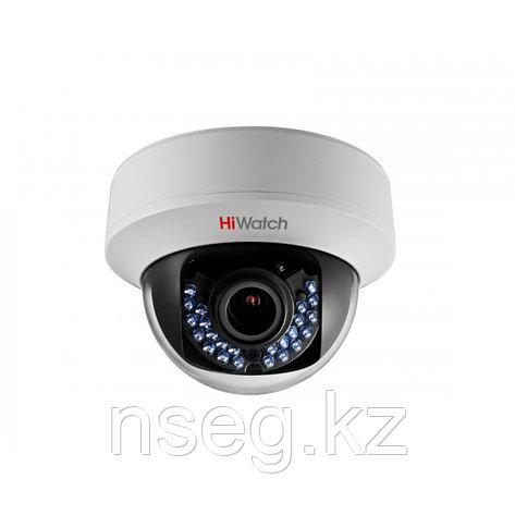 HiWatch DS-T107 1Мп уличная купольная HD-TVI камера с ИК-подсветкой до 40м, фото 2