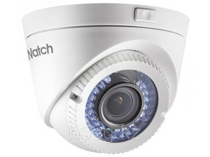 HiWatch DS-T119 1.3Мп уличная купольная HD-TVI камера с ИК-подсветкой до 40м