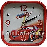 Настольные часы будильник Тачки CY06A-4