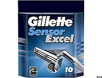Gillette Sensor Excel (10 кассет)