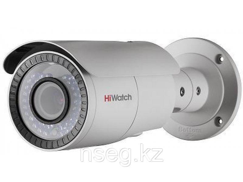 HiWatch DS-T226 2Мп уличная цилиндрическая HD-TVI камера с ИК-подсветкой до 40м