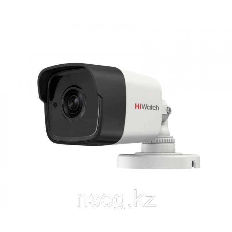 HiWatch DS-T300 3Мп уличная цилиндрическая HD-TVI камера с ИК-подсветкой до 20м