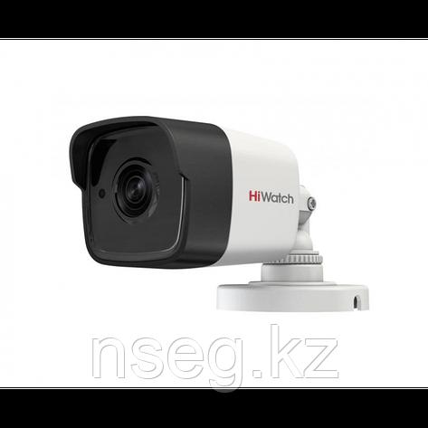 HiWatch DS-T300 3Мп уличная цилиндрическая HD-TVI камера с ИК-подсветкой до 20м, фото 2