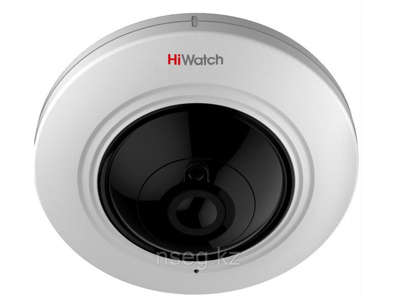 HiWatch DS-T501(1.1mm) 5Мп фишай HD-TVI камера с EXIR до 20м