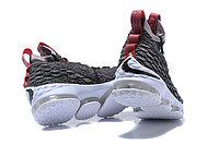 """Баскетбольные кроссовки Nike LeBron XV (15) """"Pride of Ohio"""" (40-46), фото 4"""