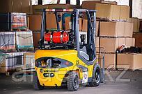 Погрузчики газ-бензин 2000 кг 3 метра