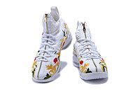 """Баскетбольные кроссовки Nikе LeBron XV (15) """"Floral"""" Zipper (40-46), фото 3"""