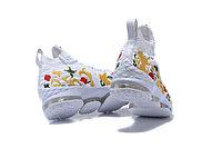 """Баскетбольные кроссовки Nikе LeBron XV (15) """"Floral"""" Zipper (40-46), фото 5"""