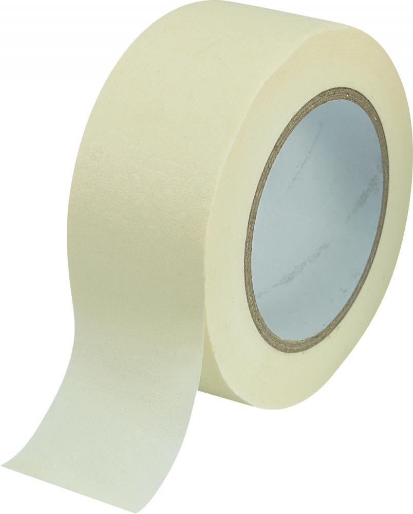 Бумажный скотч 4,0мм х 30м