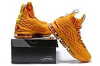 """Баскетбольные кроссовки Nike LeBron XV (15) """"Cavs"""" (40-46), фото 6"""