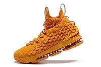 """Баскетбольные кроссовки Nike LeBron XV (15) """"Cavs"""" (40-46), фото 2"""