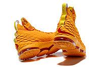 """Баскетбольные кроссовки Nike LeBron XV (15) """"Cavs"""" (40-46), фото 3"""