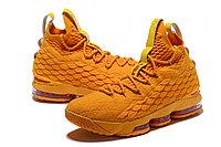 """Баскетбольные кроссовки Nike LeBron XV (15) """"Cavs"""" (40-46), фото 4"""