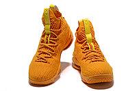 """Баскетбольные кроссовки Nike LeBron XV (15) """"Cavs"""" (40-46), фото 5"""