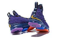 """Баскетбольные кроссовки Nikе LeBron XV (15) """"Multicolor"""" (40-46), фото 6"""