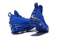 "Баскетбольные кроссовки Nike LeBron XV (15) ""Blue/Green"" (40-46), фото 2"