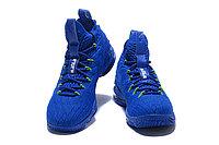 "Баскетбольные кроссовки Nike LeBron XV (15) ""Blue/Green"" (40-46), фото 3"