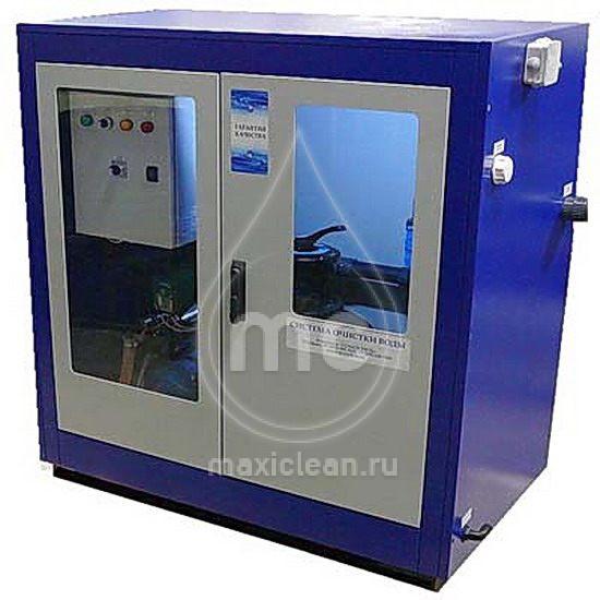 Система очистки воды для автомоек АРОС-1.2 ДК SafeBox