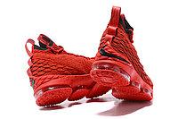 "Баскетбольные кроссовки Nikе LeBron XV (15) ""Red/Black"" (40-46), фото 3"