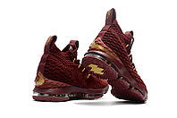 "Баскетбольные кроссовки Nike LeBron XV (15) ""Cavaliers"" (40-46), фото 4"