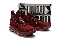 "Баскетбольные кроссовки Nike LeBron XV (15) ""Cavaliers"" (40-46), фото 5"