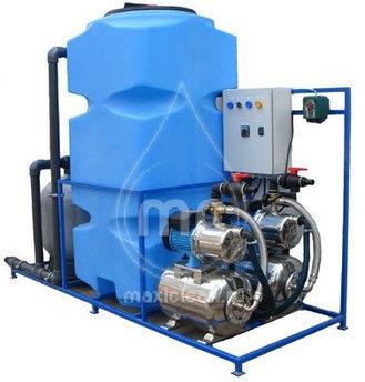 Система очистки воды для автомоек АРОС-3 ДК