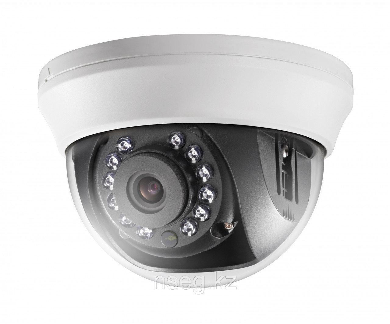 HIKVISION DS-2CE56D0T-IRMM купольные HD камеры
