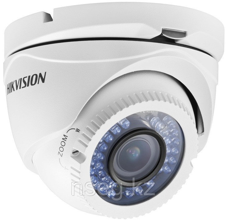 HIKVISION DS-2CE56C2T-VFIR3 купольные HD камеры