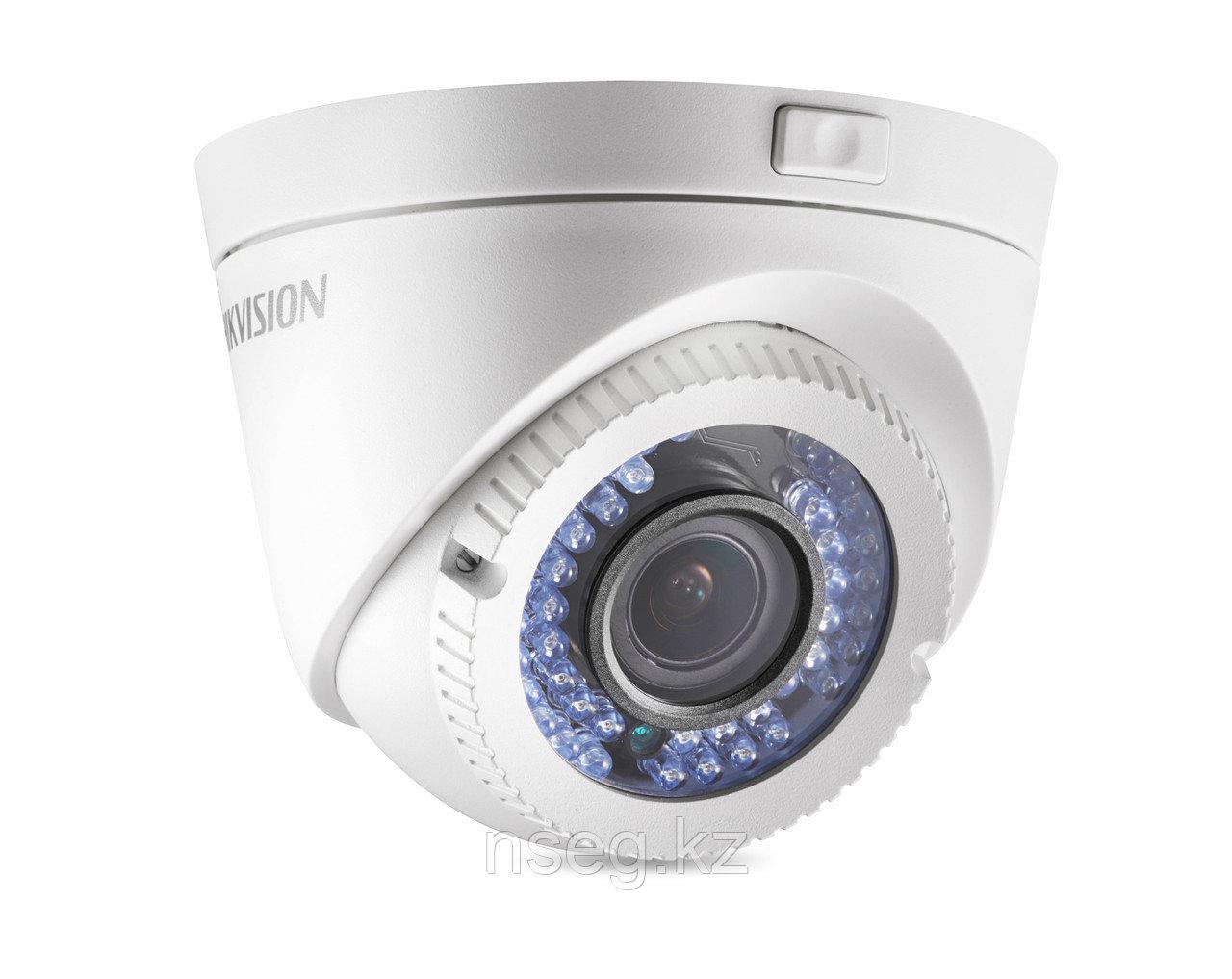HIKVISION DS-2CE56D1T-VFIR3 купольные HD камеры