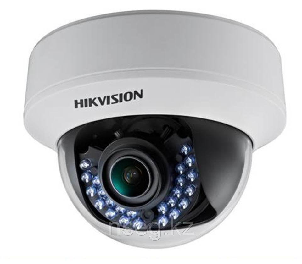 HIKVISION DS-2CE56D1T-AVFIR купольные HD камеры