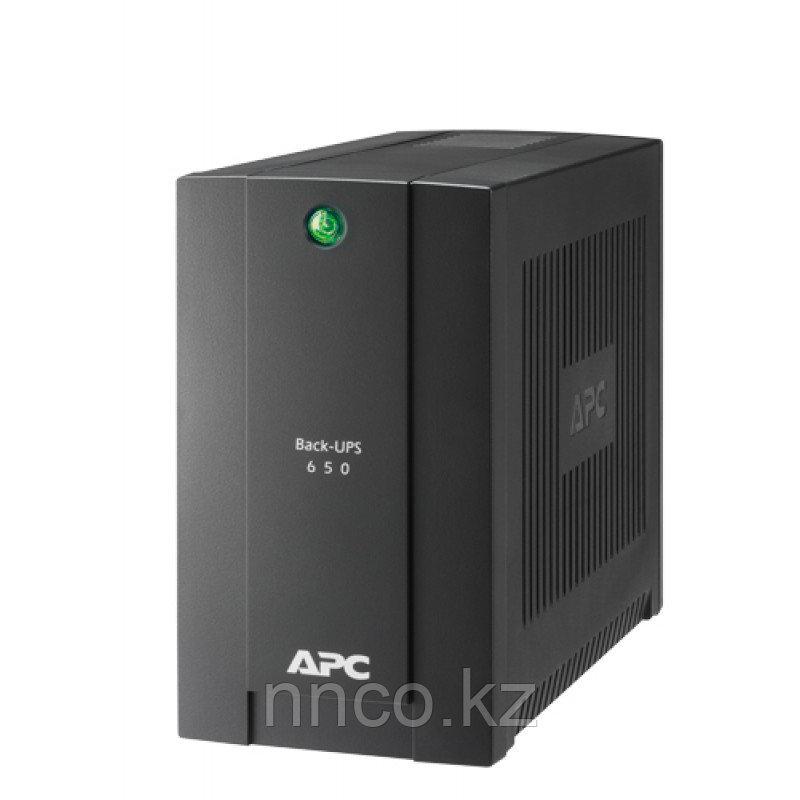BC650I-RSX APC Back-UPS 650VA, 230V, IEC Model