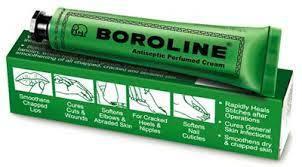 Крем аюрведический антисептический Боролине( Boroline)