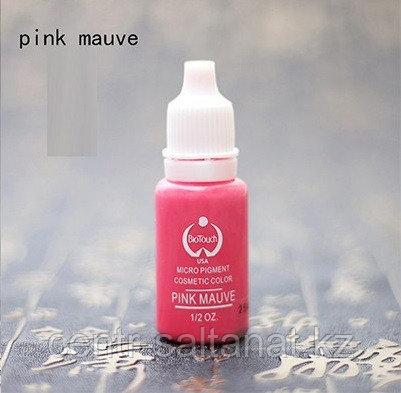 Пигмент Bio Touch Pink Mauve для тату, татуажа (перманентного макияжа)